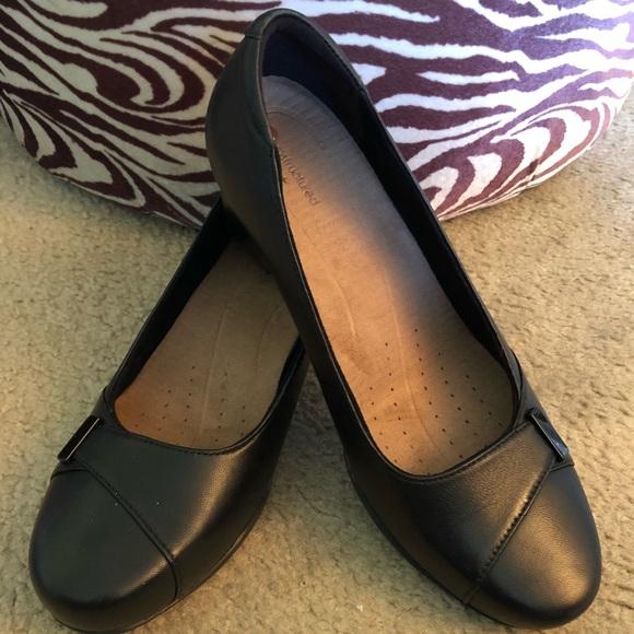 725d7d1fe1b Clark s Unstructured Rosalyn Belle heels